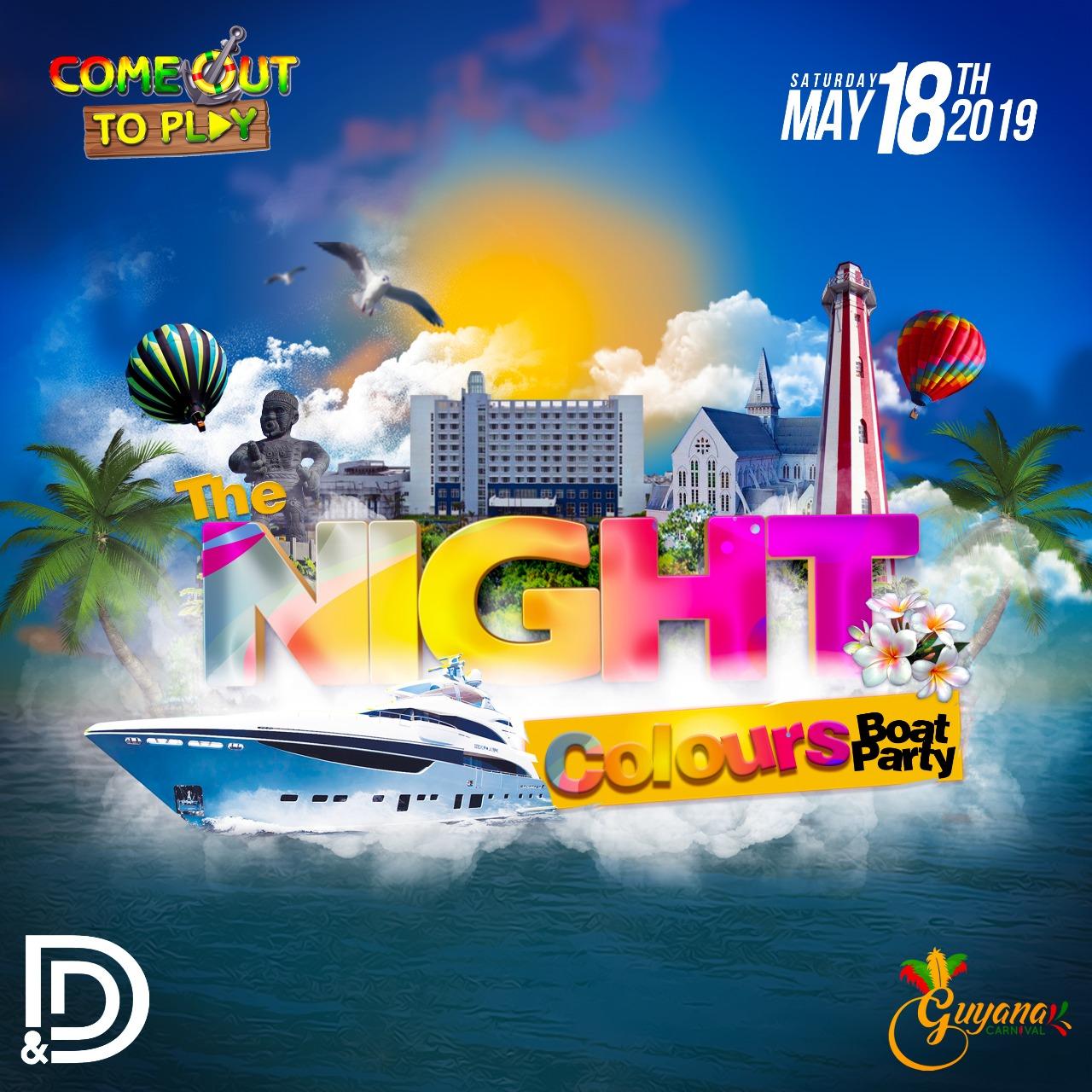 Events – Guyana Carnival